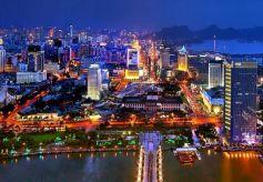 甘肃省陇南市一县城 被誉为陇上江南