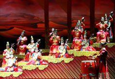 大型民族器乐剧《玄奘西行》亮相敦煌大剧院