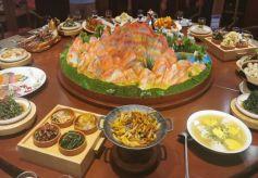 食赏扮靓张掖 美食妆点旅行——张掖市开展七彩丹霞宴品菜活动