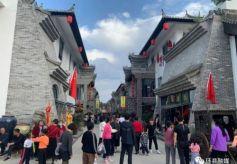 庆阳:国庆旅游黄金周!第二日环县游客超10万人次