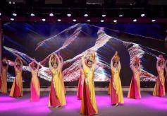 张掖市非遗舞台剧《宝卷印象》在武威、金昌等市州上演
