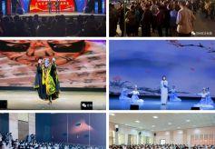 """""""我们的中国梦""""——文化进万家惠民演出走进张掖甘州区"""
