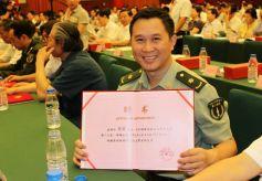 著名军旅歌手金波被聘为绿色公益形象大使