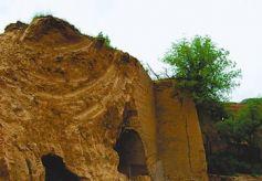 甘肃西平铁路野蛮施工导致千年古城受损