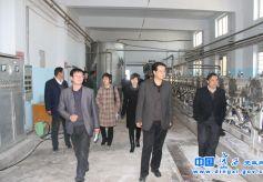 陇原环保世纪行定西记者团赴渭源县调研采访