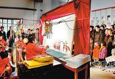 甘肃环县道情皮影戏:起源于宋元时期的民俗文化