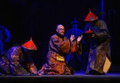 甘肃大型史诗话剧《天下第一桥》 演绎黄河文化和精神