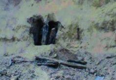 甘肃白银挖出西汉典型双棺墓葬 墓主身份尊贵