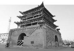 甘肃永昌钟鼓楼:东来西往丝路第一楼