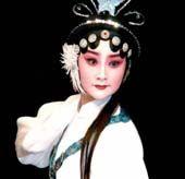 国家一级演员,中国戏剧梅花奖获得者张小琴